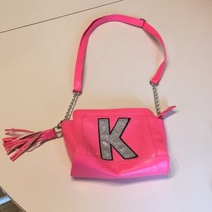 "Girls Justice Purse Inital ""K"" 👧🏻🌸"